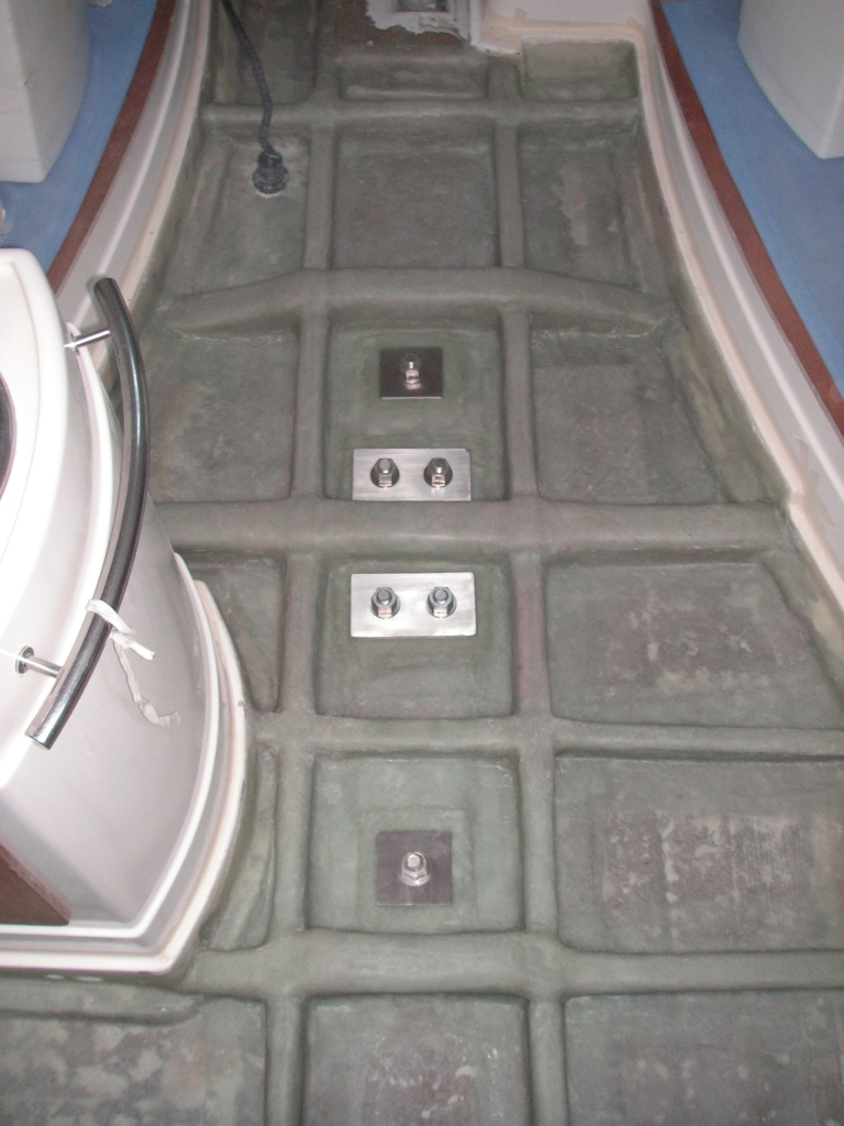 Floor with Plates