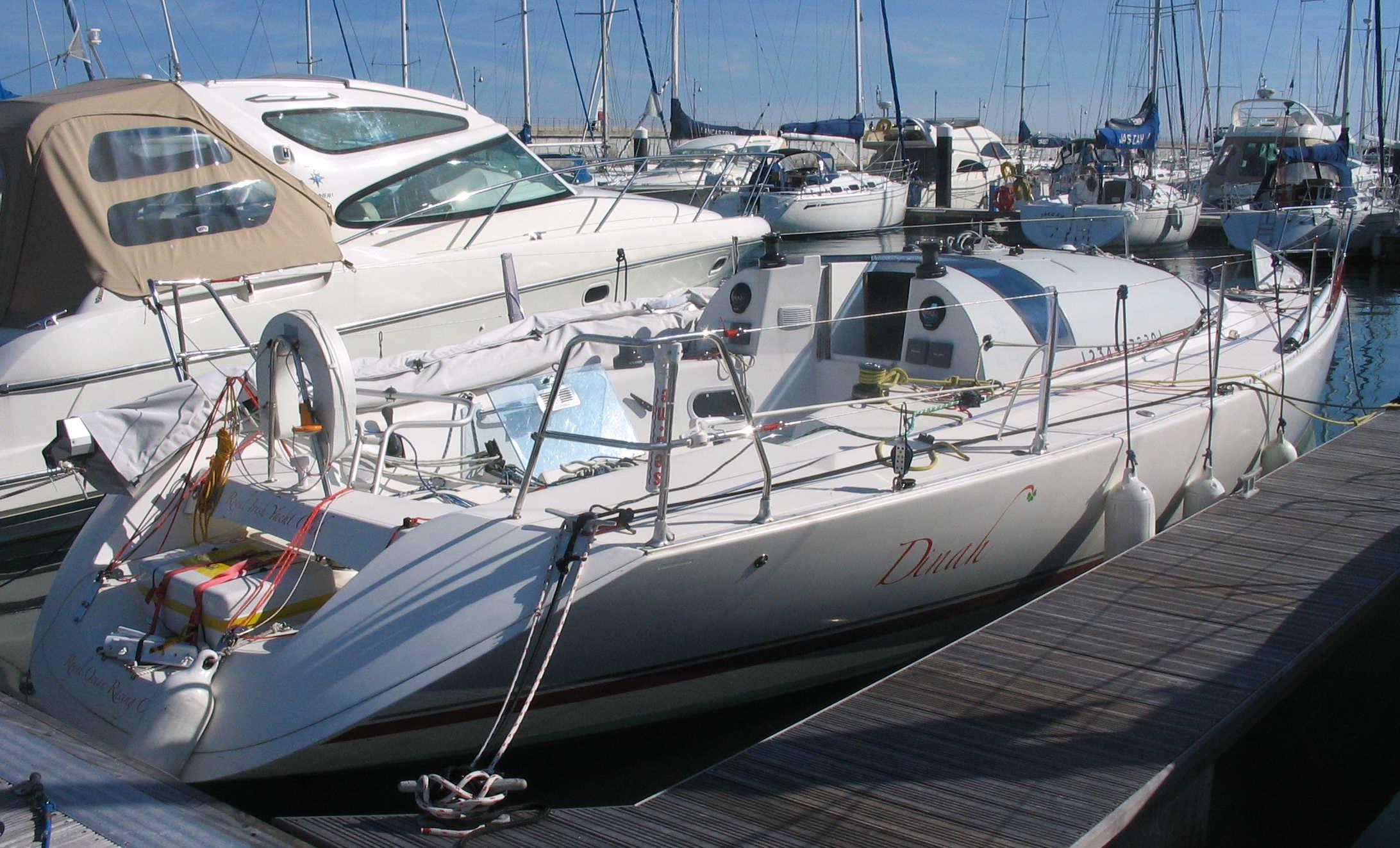 Dinah the Motor Boat