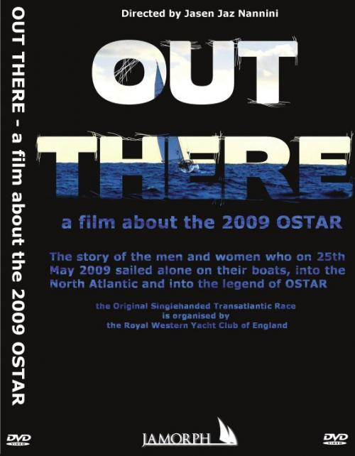 Out There - DVD Cover